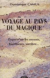 Voyage au pays du magique - Couverture - Format classique