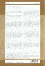 Revue Action Poetique N.185 ; Belges Et Belges - 4ème de couverture - Format classique