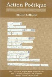 Revue Action Poetique N.185 ; Belges Et Belges - Couverture - Format classique
