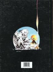 Rahan ; INTEGRALE VOL.17 - 4ème de couverture - Format classique