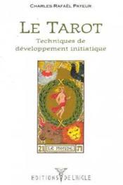 Tarot - tech. developpement initiatique - Couverture - Format classique