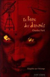Le livre des damnés - Intérieur - Format classique