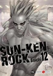 Sun-ken rock t.12 - Couverture - Format classique