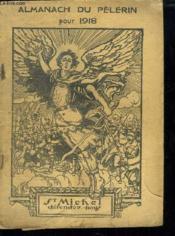 Almanach Du Pelerin 1918. - Couverture - Format classique