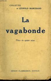 La Vagabonde. - Couverture - Format classique