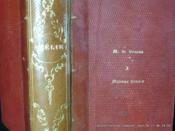 Azélie ou les vicissitudes de la fortune. Trois tomes reliés en un volume. - Couverture - Format classique