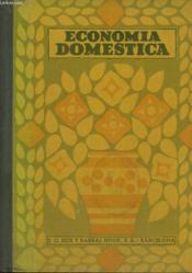 Economica Domestica - Couverture - Format classique