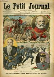 LE PETIT JOURNAL - supplément illustré numéro 1274 - LES GARIBALDI: TROIS GENERATIONS DE HEROS - LE LUSITANIA TORPILLE - Couverture - Format classique