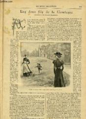 La Mode Illustree - Romans 1901 - Couverture - Format classique