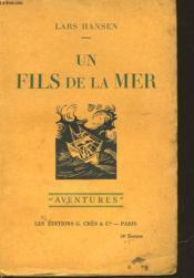 Un Fils De La Mer - Couverture - Format classique