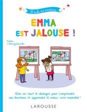 Emma est jalouse ! - Couverture - Format classique