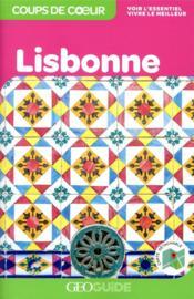 GEOguide coups de coeur ; Lisbonne (édition 2020) - Couverture - Format classique