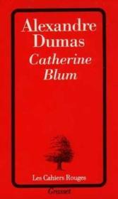 Catherine Blum - Couverture - Format classique