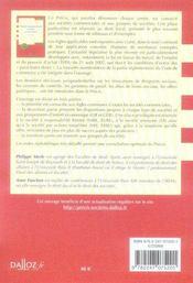 Droit Commercial, Societes Commerciales (11e Edition) - 4ème de couverture - Format classique