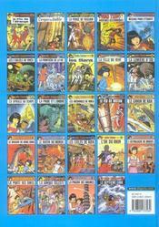 Yoko Tsuno T.24 ; le septième code - 4ème de couverture - Format classique