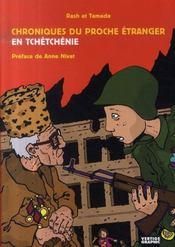 Chroniques du proche étranger en tchétchénie - Intérieur - Format classique