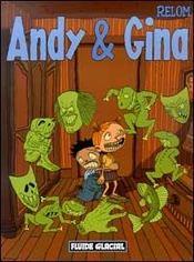 Andy et Gina t.1 - Intérieur - Format classique