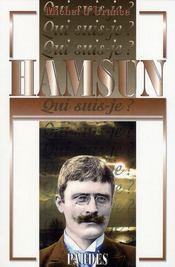 Hamsun - Intérieur - Format classique