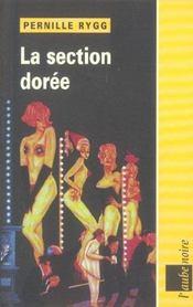 La Section Doree - Intérieur - Format classique