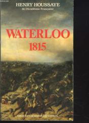 Waterloo - Couverture - Format classique