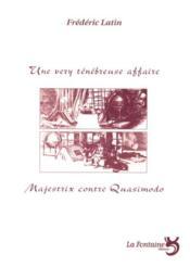 Majestrix contre Quasimodo - Couverture - Format classique