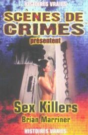 Sex Killers N10 - Couverture - Format classique