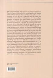 Jean de Jullienne et les collectionneurs de son temps ; un regard singulier sur le tableau - 4ème de couverture - Format classique