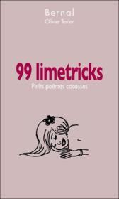 99 limetricks ; petits poèmes cocasses - Couverture - Format classique