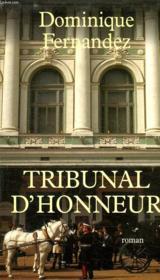 Tribunal D Honneur. - Couverture - Format classique