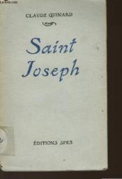 Saint Joseph - Couverture - Format classique