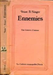 Ennemies - Couverture - Format classique