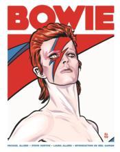 David Bowie, une vie illustrée - Couverture - Format classique