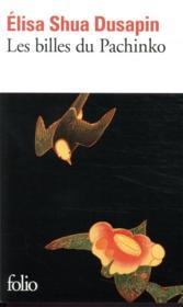 Les billes du pachinko - Couverture - Format classique