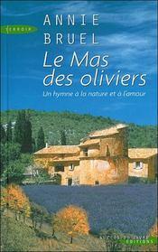 Le Mas Des Oliviers - Intérieur - Format classique