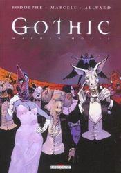 Gothic t.4 ; Machen house - Intérieur - Format classique