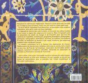 Paris Kaboul - 4ème de couverture - Format classique