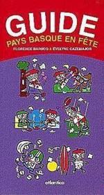 Guide Du Pays Basque En Fete - Couverture - Format classique