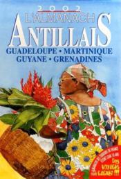 Almanach Antillais 2002 - Couverture - Format classique