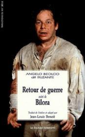 Retour de guerre ; bilora - Couverture - Format classique