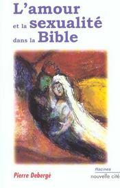 Amour et la sexualite dans la bible - Intérieur - Format classique