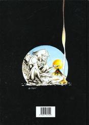 Rahan ; INTEGRALE VOL.19 - 4ème de couverture - Format classique