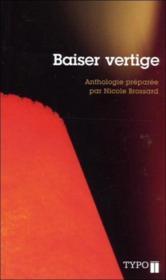 Baiser vertige - Couverture - Format classique