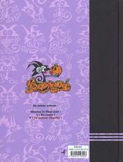 Charles Le Chat Noir T.2 ; Tu Parles Charles - 4ème de couverture - Format classique