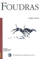 L'abbé Tayaut - Couverture - Format classique