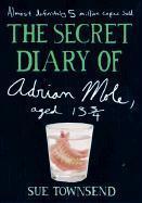 The Secret Diary Of Adrian Mole Aged 13 3/4 - Couverture - Format classique