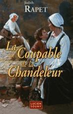 La coupable de la Chandeleur - Couverture - Format classique