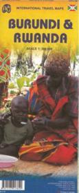 Rwanda Et Burundi - Couverture - Format classique