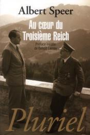 Au coeur du troisième Reich - Couverture - Format classique