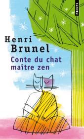 Conte du chat maître zen - Couverture - Format classique