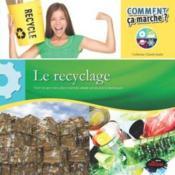 Le recyclage - Couverture - Format classique